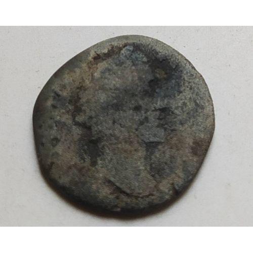 Денарий лимесный Древний Рим (00 - 180 гг.) (3)