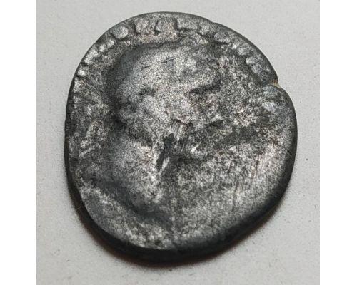 Денарий лимесный Антонин Пий Древний Рим (138 - 161 гг. н.е.) (17)