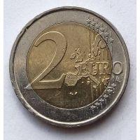 2 евро 2000 год Нидерланды