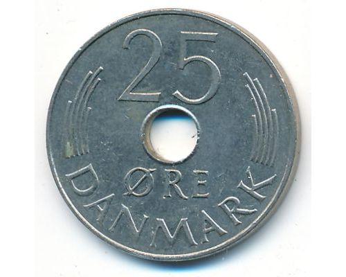 25 эре 1986 года Дания