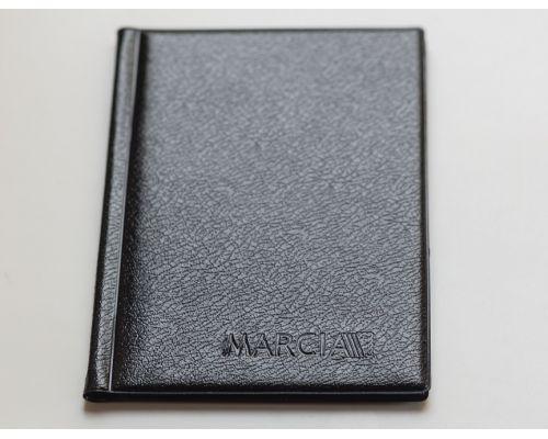 Альбом для монет Marcia (8 листов на 108 монет МИКС) черный