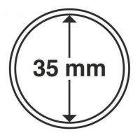 Капсула для монеты 35 мм (для юбилейных 5 гривен Украины) Schulz Marcia