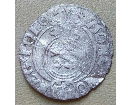 Полторак 3 полугроша 1,5 гроша 1625 год Сигизмунд III Ваза Польша №3