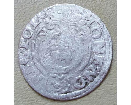 Полторак 3 полугроша 1,5 гроша 1622 год Сигизмунд III Ваза Польша