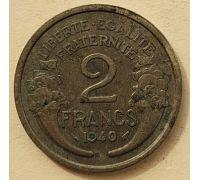 2 франка 1940 год Франция