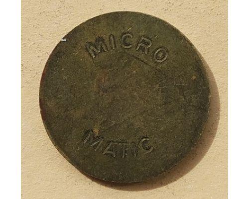Жетон Micro Matic D-24 мм