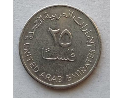 25 филс 1988 год ОАЭ Газель
