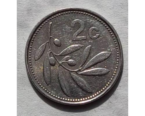 2 цента 2004 год Мальта